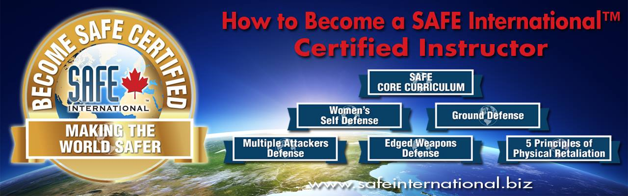 Self Defense Certification